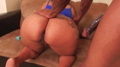 big ass  big boobs  big cock  black woman
