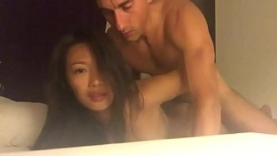 amateur  asian  brunette  couple