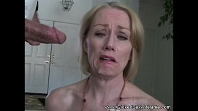 amateur  blowjob  boss  cougar