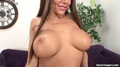 big boobs  big cock  blowjob  brunette
