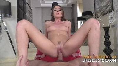 beauty  blowjob  brunette  cowgirls