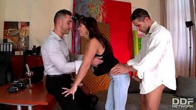 anal audition cock gaping